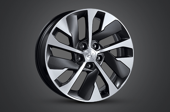 Palisade 18˝alloy wheel