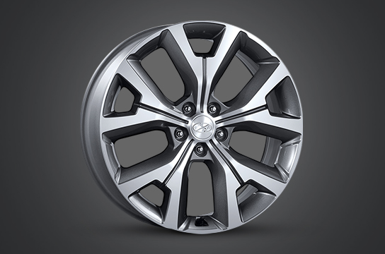 Palisade 20˝alloy wheel
