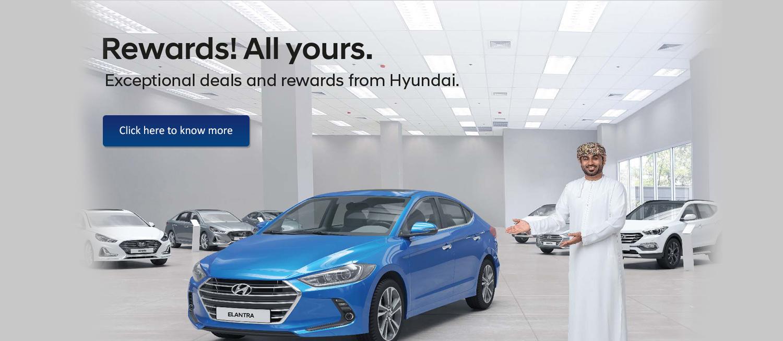 Hyundai Oman | Setting a new standard for the mid-size sedan