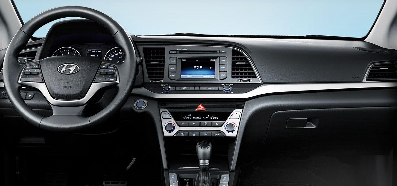 Hyundai Elantra Hyundai New Thinking New Possibilities