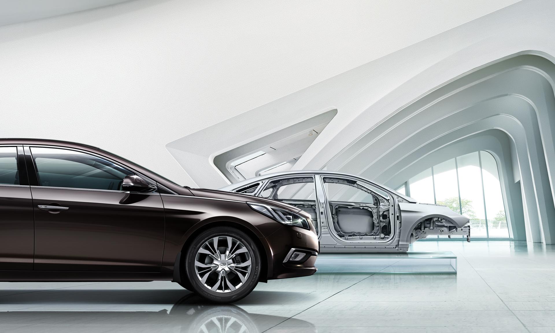 Hyundai Sonata: Maintenance